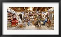 Framed Little Shoppers