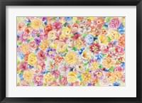 Framed Festive Flower Patterns VII