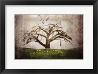 Framed Cottonwood Tree Part 3