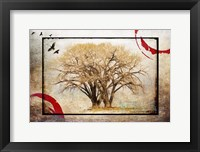 Framed Cottonwood Tree Part 6