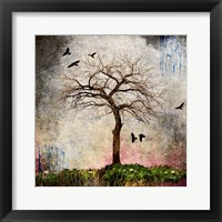 Framed Cottonwood Tree Part 8