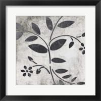 Framed Leaf Pattern 2