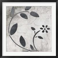 Framed Leaf Pattern 1