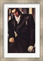 Framed Portrait of a Man