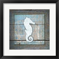 Framed Gypsy Sea Blue Framed 2