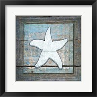 Framed Gypsy Sea Blue Framed 3