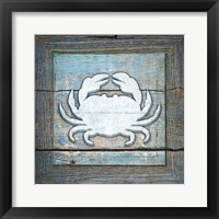Framed Gypsy Sea Blue Framed 4