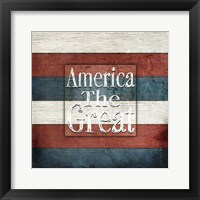 Framed American Freedom Collection 5
