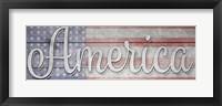 Framed American Workshop Series 3 V6 Signs 3
