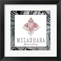 Framed Chakras Yoga Framed Muladhara V3