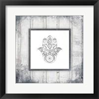 Framed Gypsy Yoga V2 2
