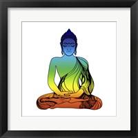 Yoga V6 Framed Print