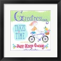 Framed Greatness