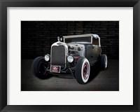 Framed 1930 Ford