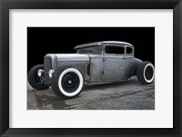 Framed 1931 Coupe Rat Rod