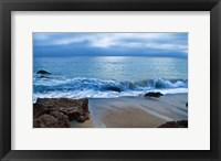 Framed Zuma Beach