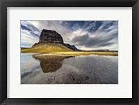Framed Iceland 80