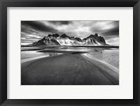 Framed Iceland 90