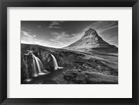 Framed Iceland 92
