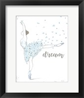 Framed Dream Dancer II
