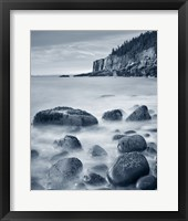 Framed Acadia Coast Crop