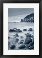 Framed Acadia Coast
