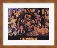 Framed Alternative Music
