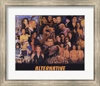 Framed Alternative Music
