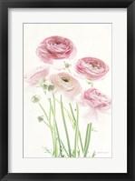 Framed Light and Bright Floral V
