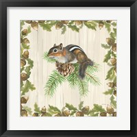 Framed Woodland Critter II