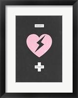 Framed Heart Start