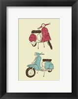Framed Scooter II