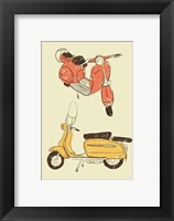 Framed Scooter IV