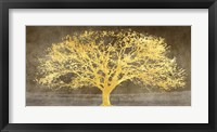 Framed Shimmering Tree Ash