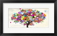 Framed Tree of Love