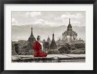 Framed Deep Meditation