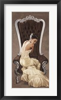 Framed Beautiful Queen I