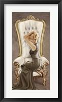 Framed Beautiful Queen II
