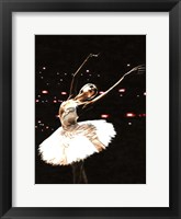 Framed Prima Ballerina