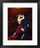 Framed That Tango Moment