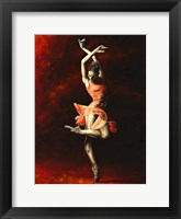 Framed Passion of Dance