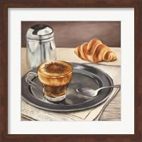 Framed Espresso & News