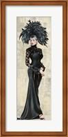 Framed Deco Princess II