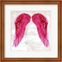 Framed Angel Wings III
