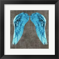 Framed Angel Wings V