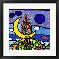 Framed Sogno Lunare