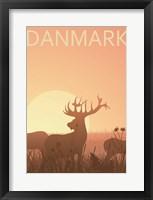 Framed Deer Park in Esbjerg