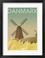 Framed Jutland