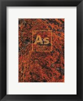 Framed Arsenic Element