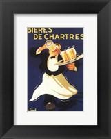 Framed Bieres de Chartres